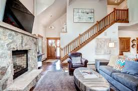 Efd Home Design Group by Mountain Thunder Lodge 3 Bedroom Vacation Rental In Breckenridge