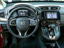 Honda Crv Interior Pictures Honda Reveals All New Cr V In Detroit