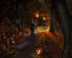 evil halloween pictures scary halloween night skeleton pumpkin