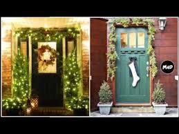 tree decorations door decorations
