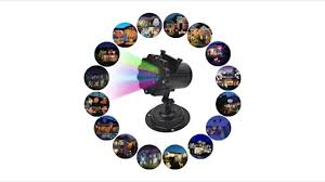 slong light led projector lights 16 replaceable slides l