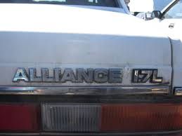 le french rabbit 1982 renault renault alliance still on the scrapheap of history the truth