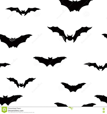 Halloween Bat Pictures by Halloween Bat Silhouette Seamless Pattern Holiday Halloween Bac