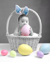 4 month baby pic ideas for easter ideas 2018