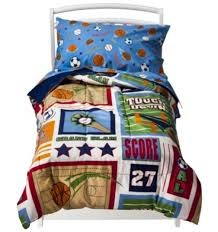 Sports Comforter Sets Twin Bedroom Cute Colorful Pattern Circo Bedding For Teenage