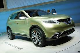 new nissan concept nissan u0027s new hi cross hybrid crossover concept could replace the x