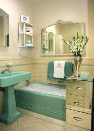 retro bathroom ideas vintage bathroom ideas skip the remodel embracing the retro