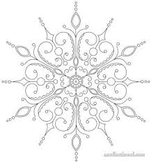 image result for quilling snowflakes pattern free pergamano