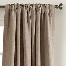 Natural Linen Curtain Fabric Shop Curtains Drapery Collections Ethan Allen