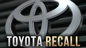 lexus recall for airbags toyota recalls 1 4 million cars for airbag problem waow