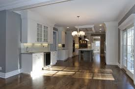 open floor plans are great for a modern living space