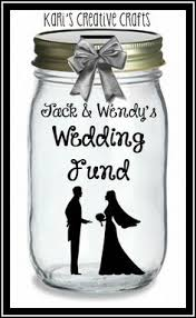 Wedding Fund Websites Wedding Day Fund 32 Ounce Jar Piggy Bank By Thatglassstore On Etsy