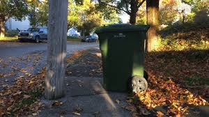city of kitchener garbage collection fredericton trashes automated garbage plan cbc news