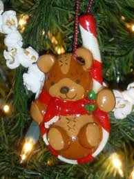 personalized christmas ornaments handmade using no molds all