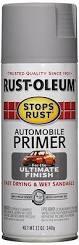 rust oleum 2081830 stops rust spray paint 12 ounce flat light