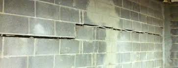 Basement Foundation Repair Methods by The Cost Of Repairing Bowed Basement Walls All Dry