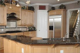 maple cabinet kitchen ideas granite countertops with maple cabinets maple countertops for