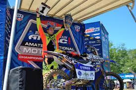 ama motocross classes benny bloss 167 250 class cycletrader com