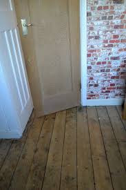 painted floorboards using ronseal diamond hard floor paint tidy