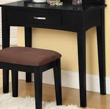 Black Vanity Black Vanity Set With Mirror Home Design Ideas