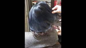 blue ash u0026 violet ash by ugly duckling color line youtube