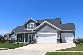 Gray Siding White Trim Black by Moire Black Roof Deep Granite Grey Siding Pewter Shakes And