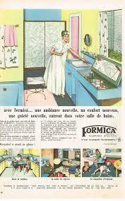 peinture r ovation cuisine publicite advertising 1959 formica ebay de ovation interieur