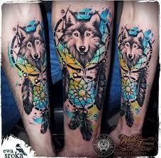 50 gorgeous dreamcatcher tattoos done right tattooblend