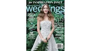 Gorgeous Wedding Gowns Martha Stewart by Get A First Look At Our Latest Winter Issue Martha Stewart Weddings