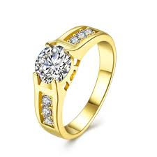 ring gold a simple ring gold ring design for couples description of a