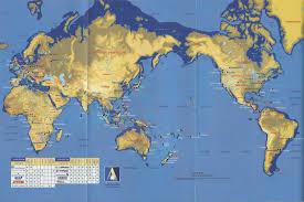 Easyjet Route Map Airline Memorabilia Ansett Australia 1999