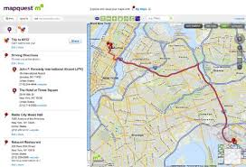 map qwest mapquest rolls out new look