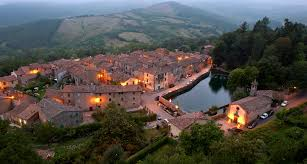 guid fiora santa fiora the complete guide to tuscany