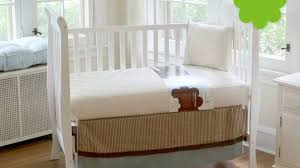 Cribs With Mattress 9 Green Crib Mattresses To Ensure Your Ba Has A Healthy In Cheap