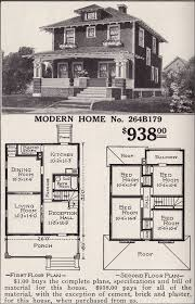 foursquare house plans nice four bedroom house floor plan 9 sears foursquare house plans