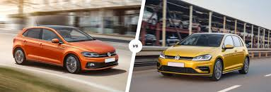 volkswagen hatch old vw polo vs golf which hatchback is best carwow