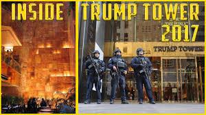 Inside Trumps Penthouse Inside Trump Tower 2017 Youtube