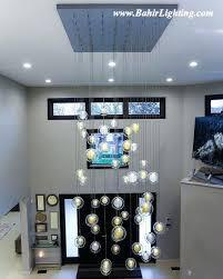 Entry Chandelier Artisan Glass Pendant Lights U2013 Karishma Me