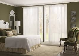 curtains or blinds for sliding glass doors vertical blinds provide the ideal solution for covering sliding