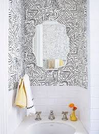 wallpaper bathroom designs best 25 wallpaper in bathroom ideas on half bathroom