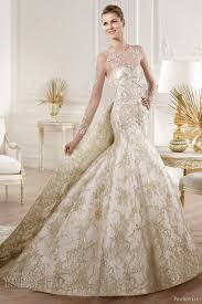 just curious u2026 gowns with gold lace weddingbee