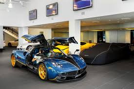 new pagani one off pagani huayra 730 s reached the states and it shines there