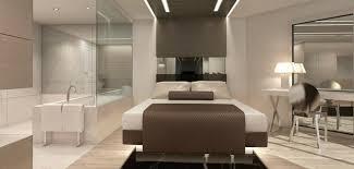 chambre a coucher parentale salle de bain dans une chambre à coucher déco salle de bains