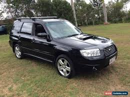 black subaru subaru forester for sale in australia
