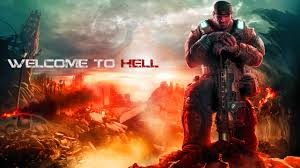 welcome 2011 wallpapers welcome to hell by silverhand123 on deviantart