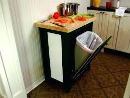 kitchen island trash bin kitchen island with trash can storage corbetttoomsen