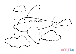 36 airplane coloring pages images colouring