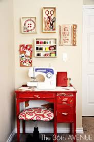 Sewing Room Decor Sewing Room Ideas Sewing Aqua And Desks