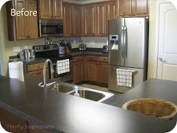 how to refinish kitchen cabinets white best of painting kitchen cabinets white before and after pictures