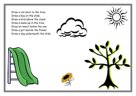 positional language worksheet by loz12 teaching resources tes